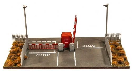 SSM323  Wills Modern Security Gate Kit OO/HO